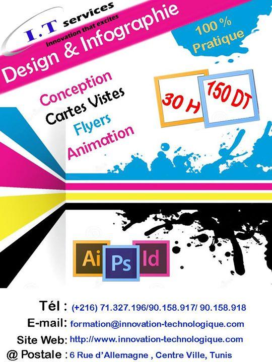 Formation Certifiante En Design Et Infographie At It