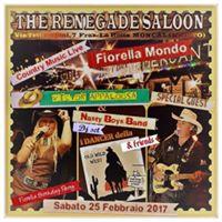 Sabato 25 febbraio Renegade at OWW - Fiorella Mondo &amp Victor