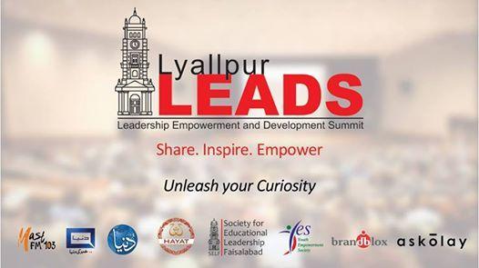 Lyallpur LEADS 2019