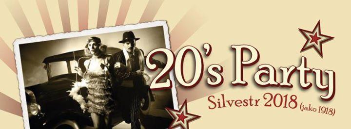 20s party aneb Silvestr 2018 v mikropivovaru