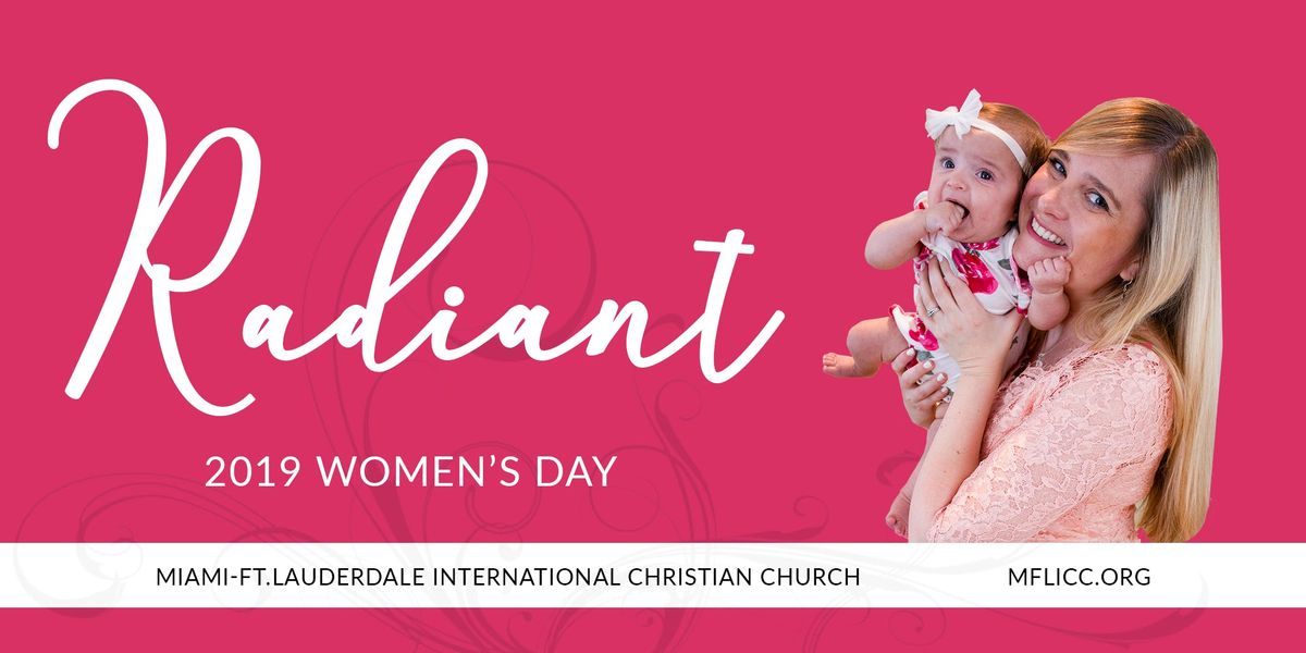 Womens Day Radiant