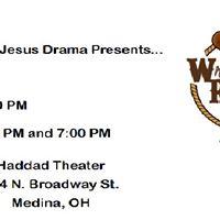 Hearts Drama Presents Wrangler Ranch Musical