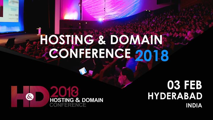 Hosting & Domain Conference 2018