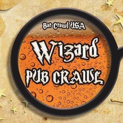 2nd Annual Wizard Pub Crawl Greenville
