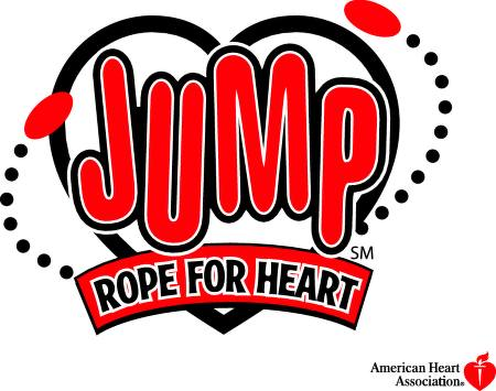 Jump Rope for Heart Week in PE