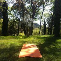Yoga les pieds dans lherbe au Parc des Buttes Chaumont