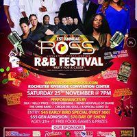 Ross R &amp B Festival