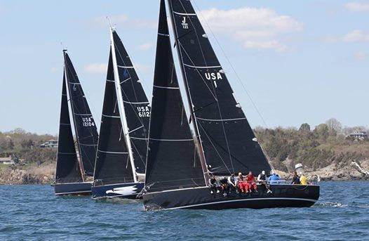 Storm Trysail Block Island Race