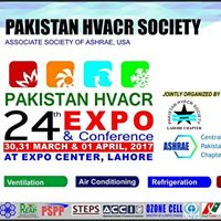 24th Intl HVACR Expo &amp Conference