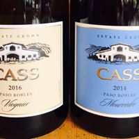 Cass Wine Dinner with Ted Plemons