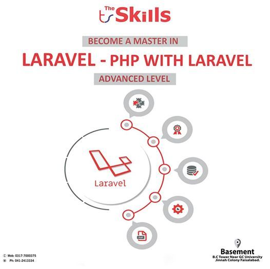 PHP with Laravel  Become a Master in Laravel  Free Orientation