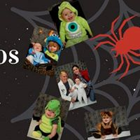 Halloween Photos at Movies for Mommies