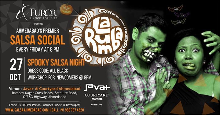 La Rumba - Spooky Salsa Night (Halloween)