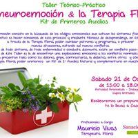 Bioneuroemocin &amp La Terapia Floral - Kit Primeros Auxilios