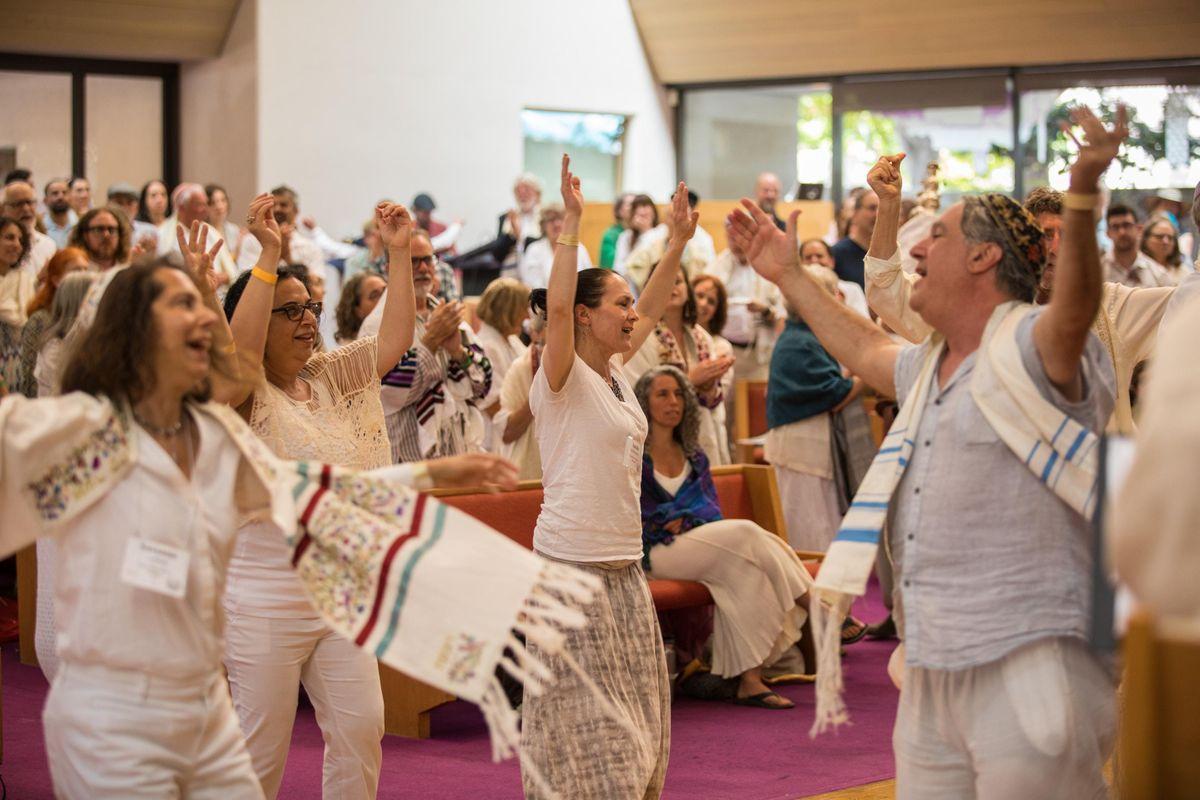 The Joy of Jewish Dance