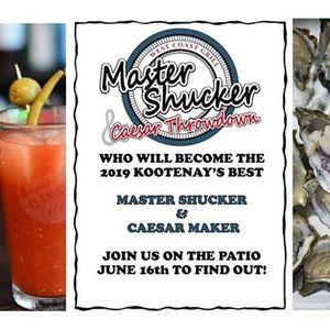 Master Shucker & Caesar Throwdown