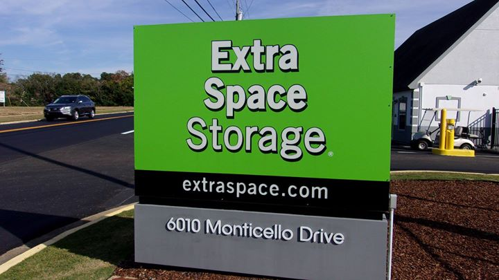 Extra Space Storage Montgomery Auburn And Opelika