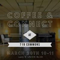 719 Commons launch Coffee &amp Connect