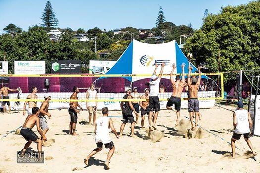 Social Beach Tournament
