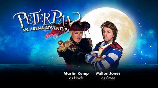 Peter Pan An Arena Adventure