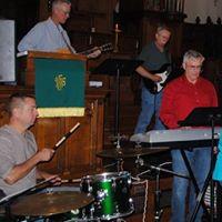 Praise Band Rehearsal