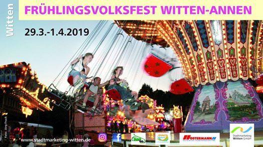 Frhlingsvolksfest Witten-Annen