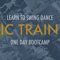 White Christmas Ball Swing Dance Boot Camp