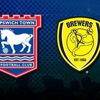 Ipswich Town vs Burton Albion (Sky Bet Championship)