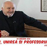Prietenii Unirea si Profesorul Oltean