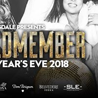 Goldmember New Years Eve 2018