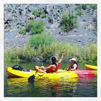 Take me Kayaking. Saguaro Lake.