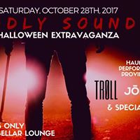 Deadly Sounds (Halloween Extravaganza)