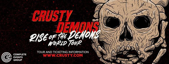 Crusty Demons Rise of the Demons World Tour - Sydney