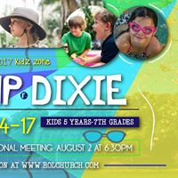 Kidz Zone Camp Dixie