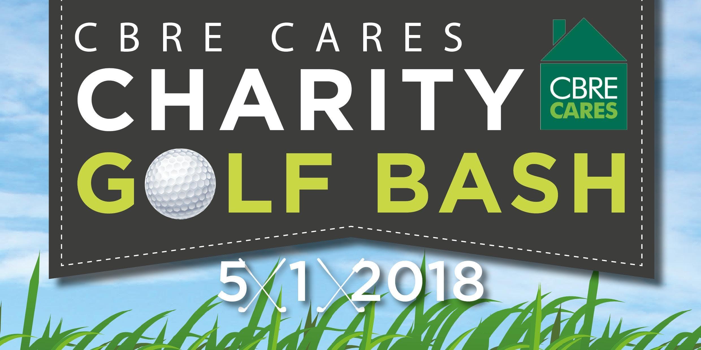 CBRE Cares Charity Golf Bash 2018