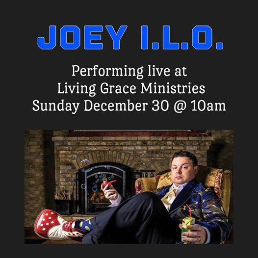 Comedy Sunday at Living Grace Ministries, Virginia