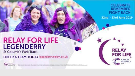 Relay For Life Legenderry