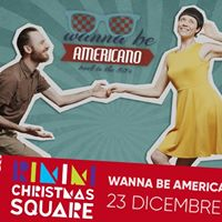 Wanna Be Americano - back to the 50s