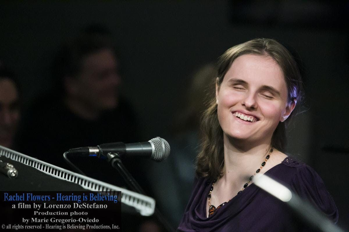 Hearing Is Believing with Rachel Flowers & YMF Debut Orchestra
