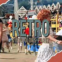 RETRO vinyl  oldies  party KC Dunaj
