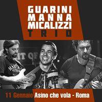 Manna-Guarini-Micalizzi live at lasino che vola