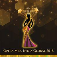 Opera Mrs India Global