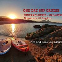 23-07-2017 One Day SUP Cruise
