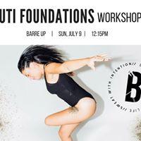 Buti Foundations