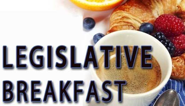 Legislative breakfast a joint chamber event at crowne for Michaels arts and crafts virginia beach
