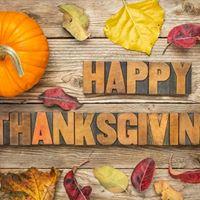 Thanksgiving Celebration Meal