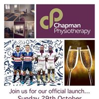 Chapman Physiotherapy launch of new practice