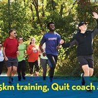 Burlington Run to Quit Training Program
