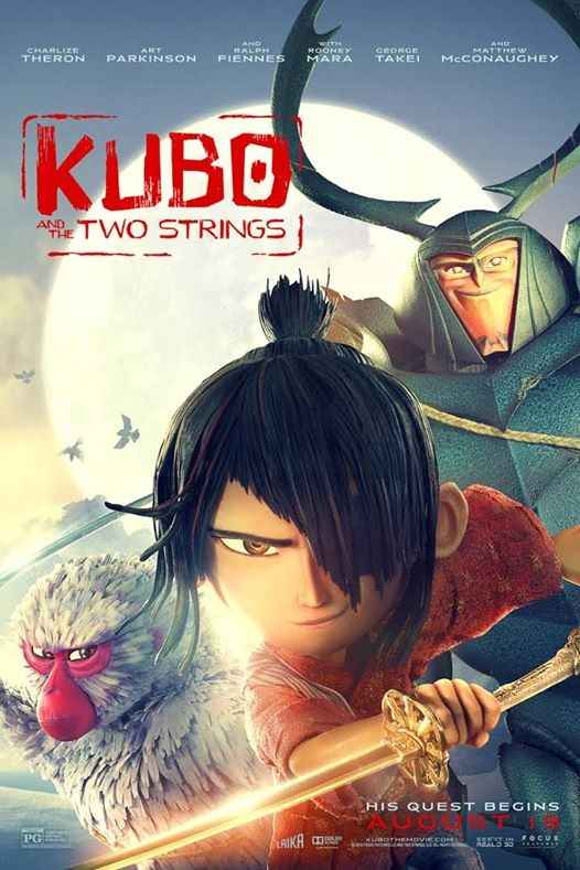MOVIE on the LAWN Kubo and Two Strings