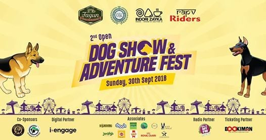 Dog Show and Adventure Fest 2018